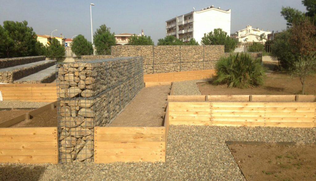 Muri Di Sostegno In Gabbioni.Muri Di Recinzione Gabbioni
